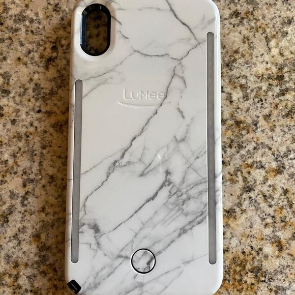 iPhone XS Max Lumee case